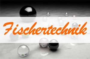 Anbieter von Kugelbahnen: Fischertechnik