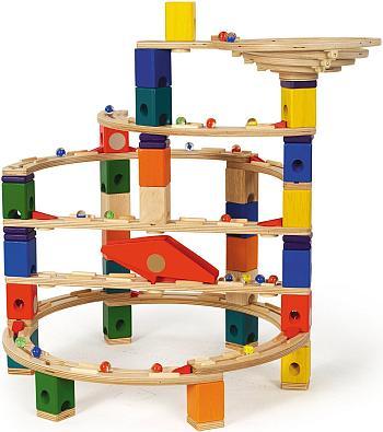 Hape Quadrilla Twist Rail-Set