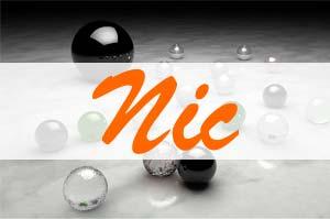 Hersteller Nic